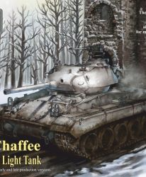 US Light Tank M24 Chaffee