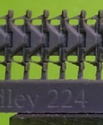 1/72 Tracks for M2/3, AAV7, M270, early