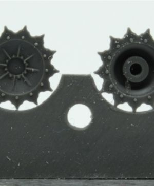 1/72 Sprockets for M5