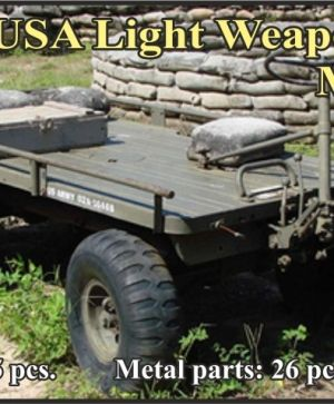 USA Light Weapon Carrier M274 Mule