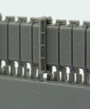 1/72 Tracks for M4 family, T41 with grousers
