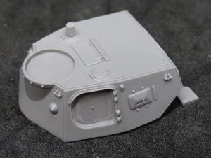 1/72 Turret for Pz.IV, Ausf. D