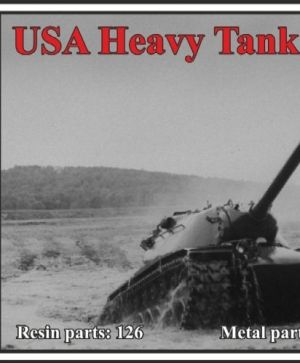 USA Heavy Tank M103A1