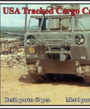 USA Tracked Cargo Carrier M548